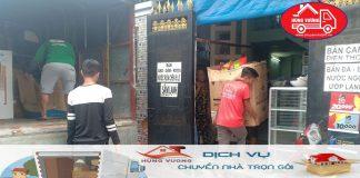 Dịch Vụ Chuyển Nhà Trọn Gói Tại Vĩnh Lộc A