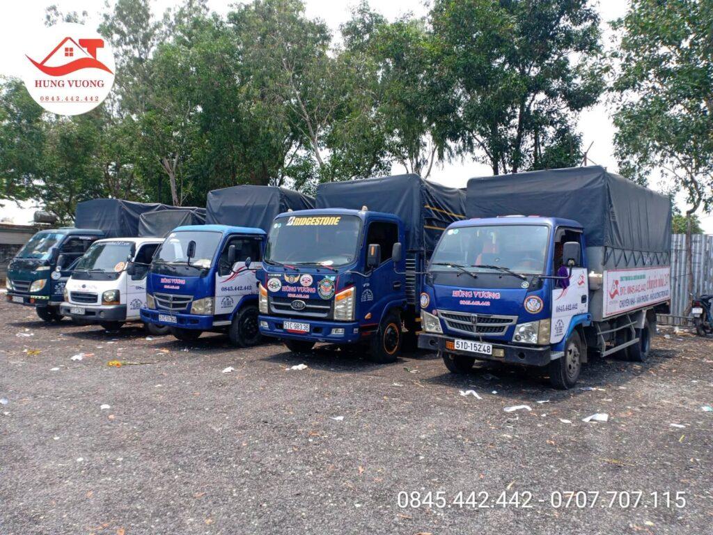 Xe Tải Chở Hàng Nội Thành TPHCM