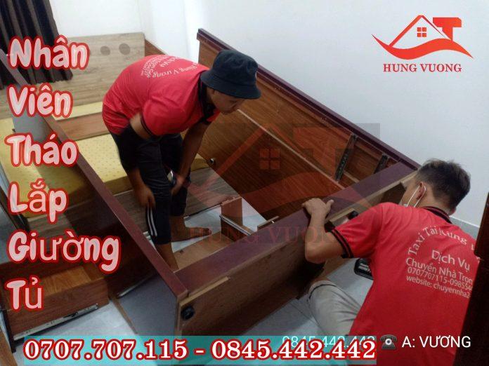 Công ty chuyển nhà Hùng Vương