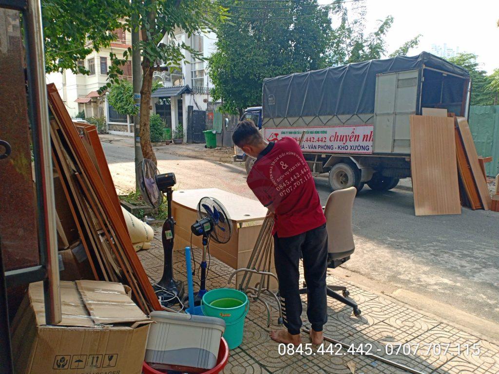 Dịch Vụ chuyển dọn nhà trọn gói