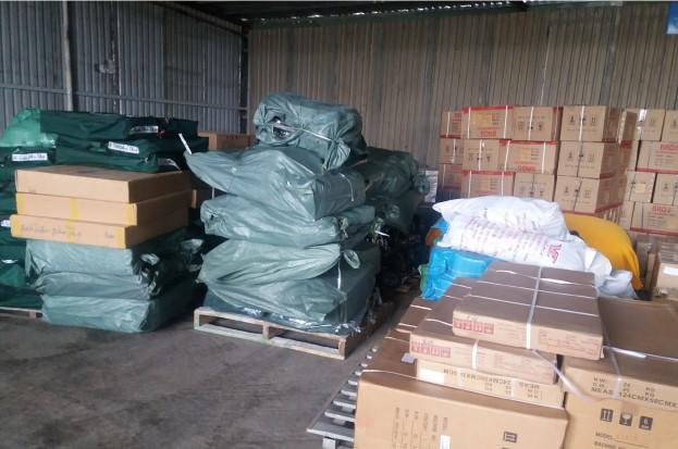 Chành xe chuyển hàng từ TPHCM đi Thanh Hóa