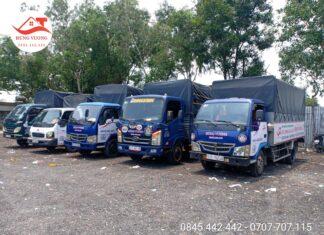 Xe Tải Chở Hàng TPHCM Đi Tây Ninh